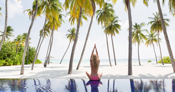 6 lí do thuyết phục bạn nên tập yoga ngoài trời bất cứ khi nào có thể - Ảnh 3.