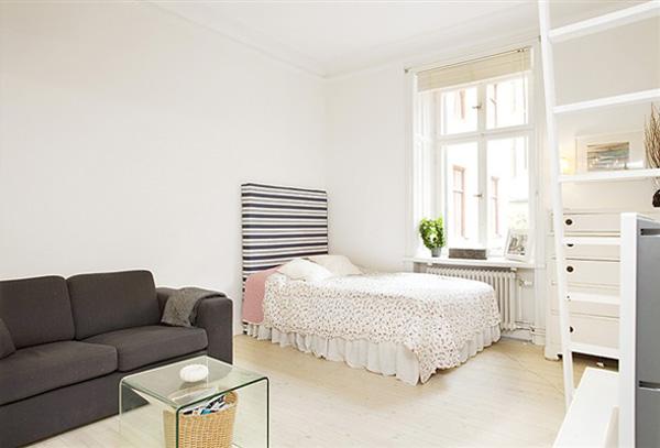 Chỉ vỏn vẹn 38m² nhưng căn hộ nhỏ ấm cúng này có không gian chứa được vô số đồ đạc   - Ảnh 2.