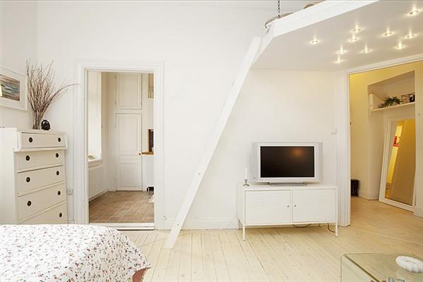 Chỉ vỏn vẹn 38m² nhưng căn hộ nhỏ ấm cúng này có không gian chứa được vô số đồ đạc   - Ảnh 4.
