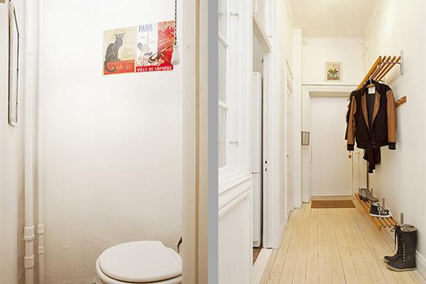 Chỉ vỏn vẹn 38m² nhưng căn hộ nhỏ ấm cúng này có không gian chứa được vô số đồ đạc   - Ảnh 9.