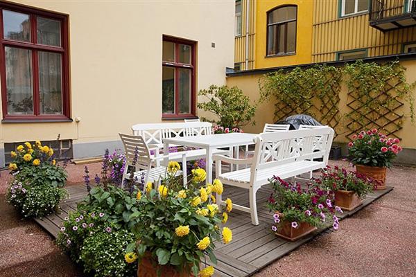 Chỉ vỏn vẹn 38m² nhưng căn hộ nhỏ ấm cúng này có không gian chứa được vô số đồ đạc   - Ảnh 12.