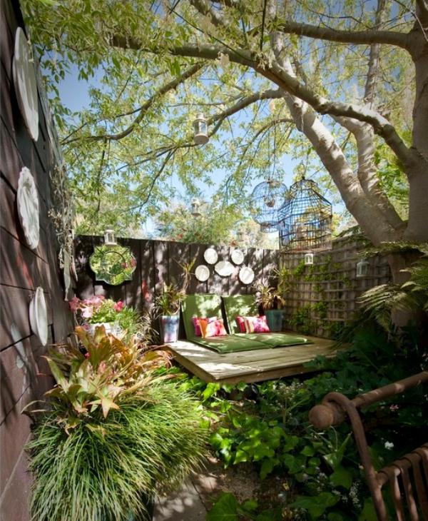 Nếu có khoảng sân sau nhà bạn đừng quên những cách trang trí đẹp xinh này - Ảnh 3.
