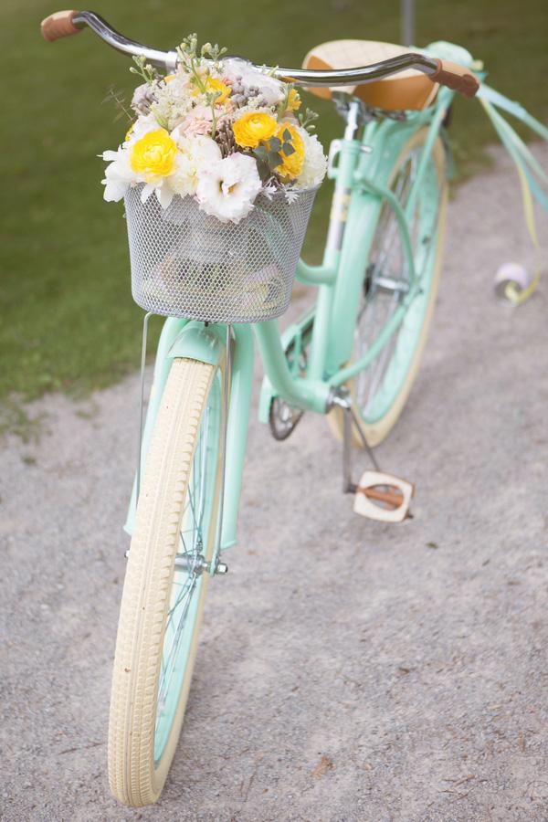 Những ý tưởng trang trí vườn tuyệt hay với xe đạp cũ bạn sẽ rất tiếc nếu biết quá muộn - Ảnh 5.