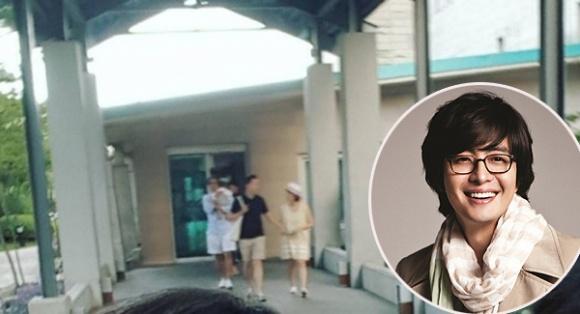 Cặp đôi Bae Yong Joon - Park Soo Jin xác nhận có con thứ 2 khi bé đầu chưa tròn 1 tuổi - Ảnh 2.