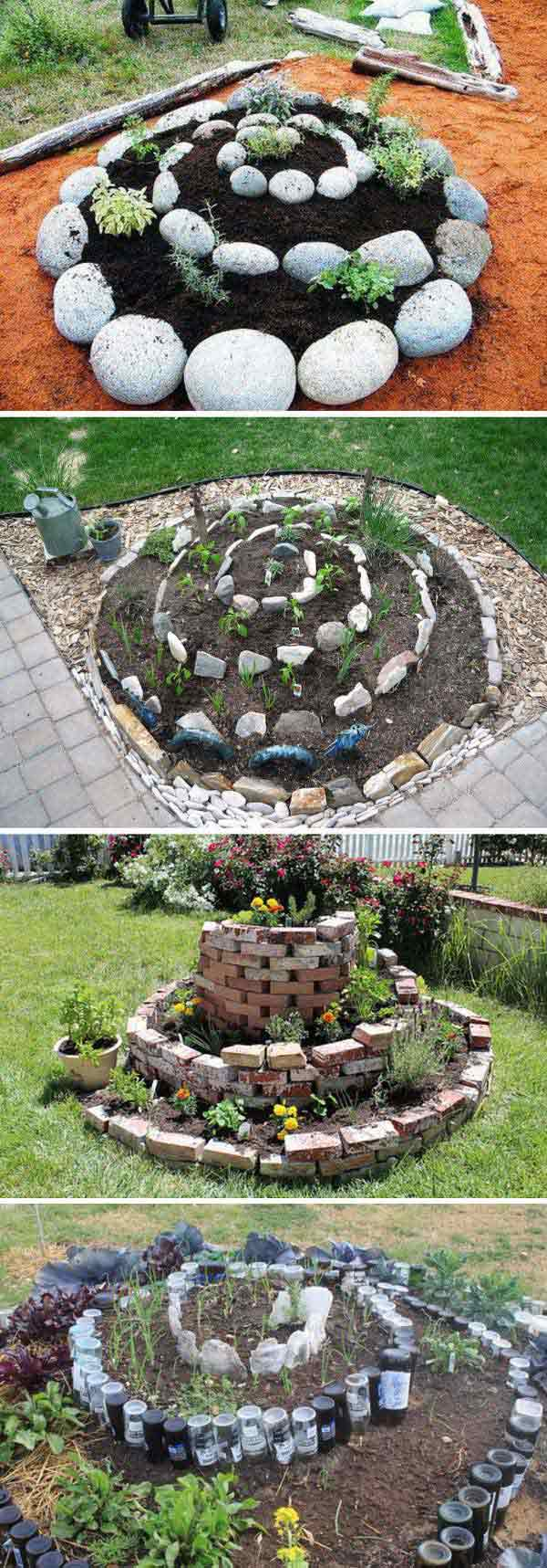 Tham khảo ngay những cách sáng tạo này để biến mảnh đất trống thành vườn rau đẹp mắt - Ảnh 4.