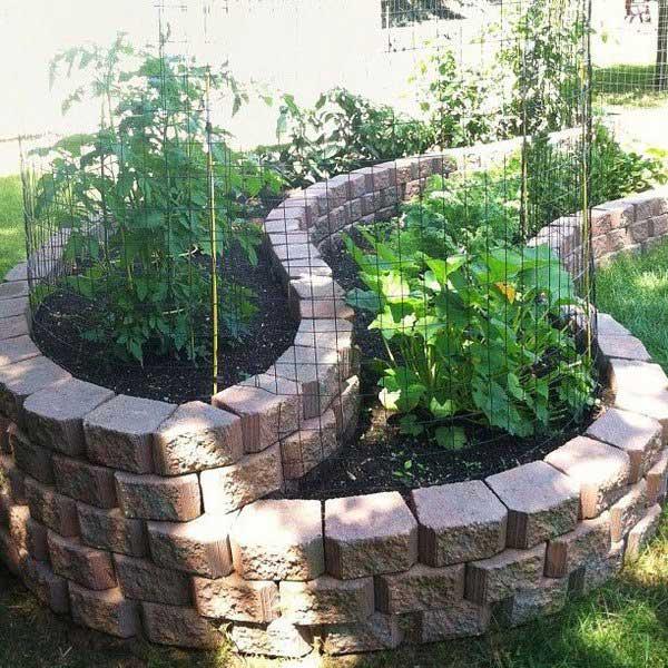 Tham khảo ngay những cách sáng tạo này để biến mảnh đất trống thành vườn rau đẹp mắt - Ảnh 8.
