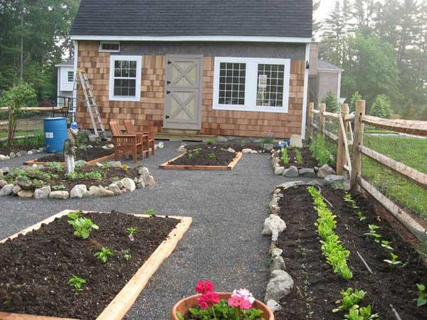 Tham khảo ngay những cách sáng tạo này để biến mảnh đất trống thành vườn rau đẹp mắt - Ảnh 15.