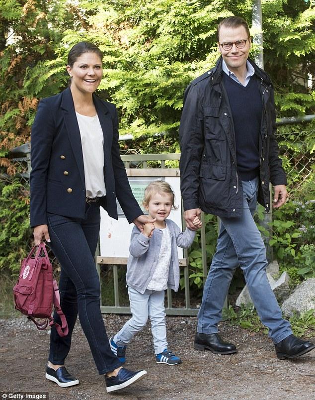 Đến công chúa Hoàng gia thì tiêu chí chọn trường mầm non cho con vẫn là rợp bóng cây như công viên - Ảnh 2.