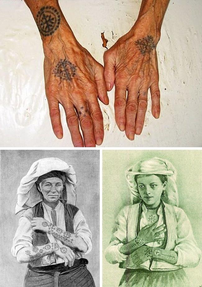 Xem những cách chị em phụ nữ thời xưa làm đẹp đảm bảo bạn sẽ giật mình - Ảnh 8.