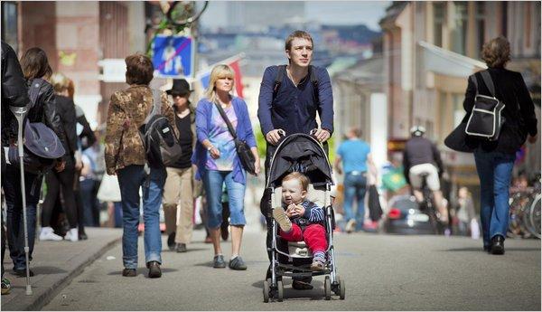 8 điều thú vị trong cách nuôi dạy con của cha mẹ Thụy Điển - Ảnh 6.