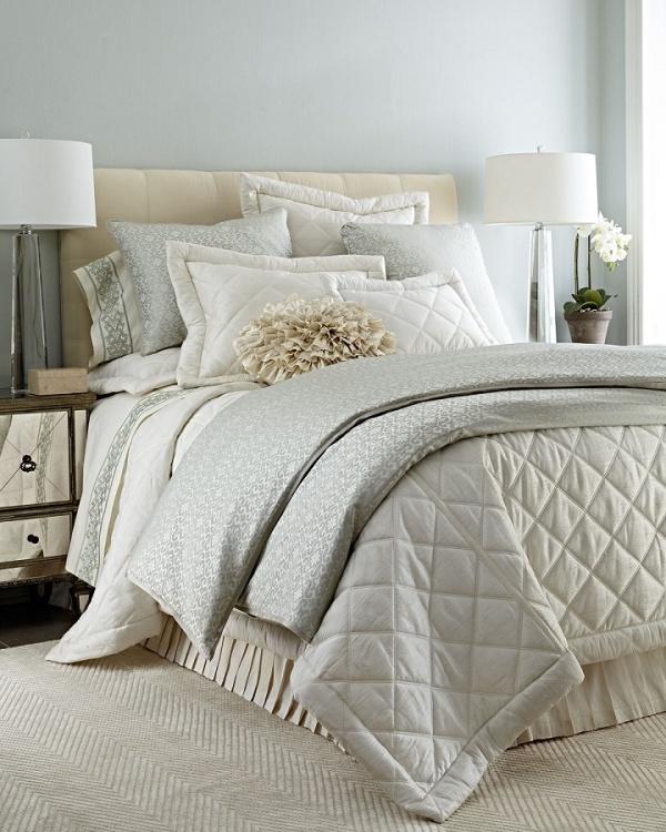 Những không gian phòng ngủ đẹp quyến rũ không thể không yêu khi được trang trí với màu xám  - Ảnh 1.