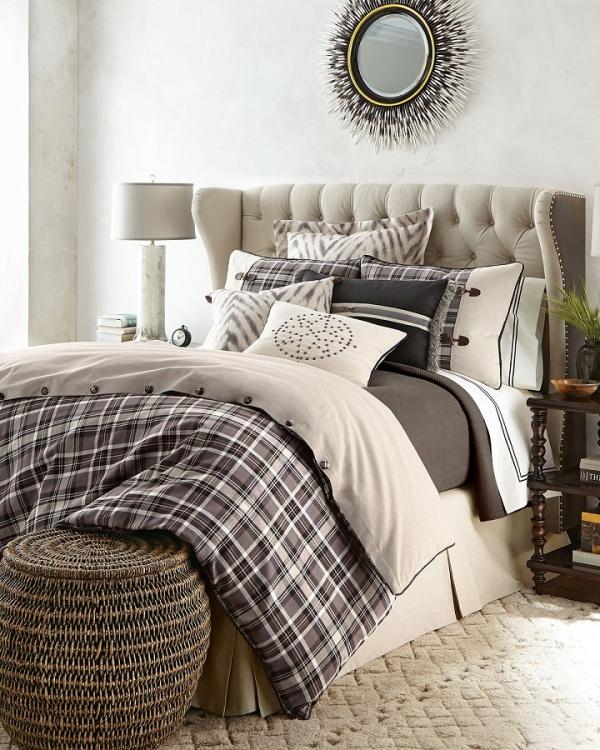 Những không gian phòng ngủ đẹp quyến rũ không thể không yêu khi được trang trí với màu xám  - Ảnh 3.