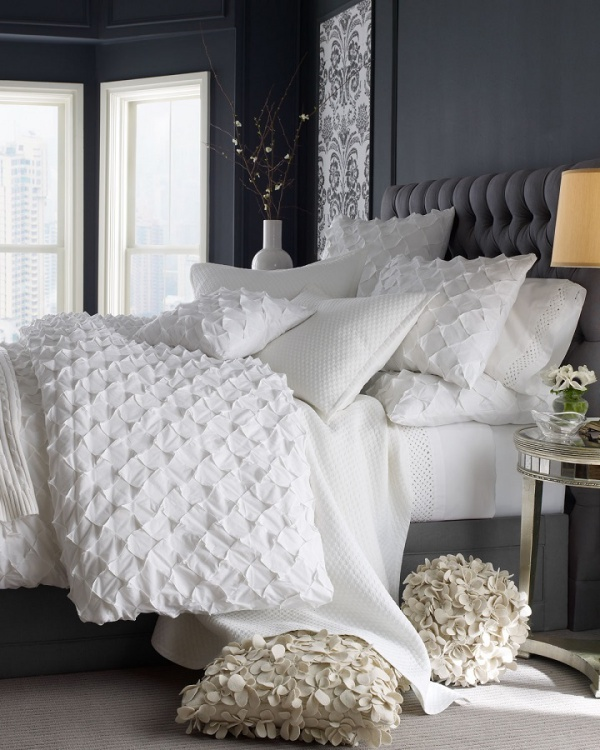 Những không gian phòng ngủ đẹp quyến rũ không thể không yêu khi được trang trí với màu xám  - Ảnh 4.