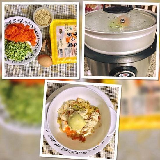 Công thức nấu các món ăn dặm 10 phút cho những bà mẹ bận rộn - Ảnh 4.