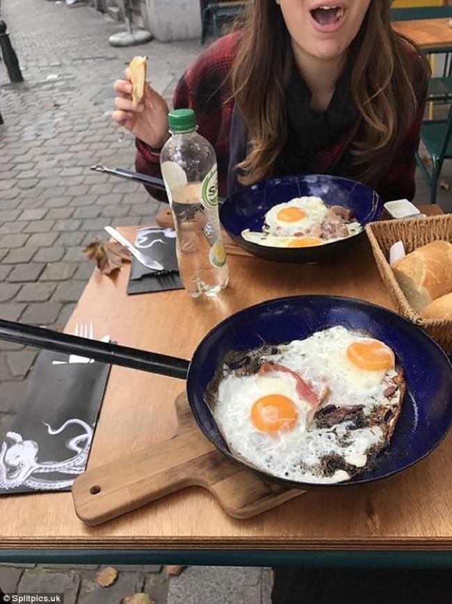 """Những đĩa đựng thức ăn """"sai quá sai"""" của các nhà hàng khiến thực khách chỉ biết câm nín - Ảnh 8."""