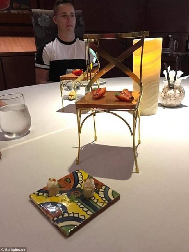"""Những đĩa đựng thức ăn """"sai quá sai"""" của các nhà hàng khiến thực khách chỉ biết câm nín - Ảnh 9."""