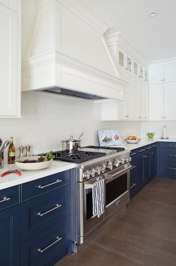 Xu hướng thiết kế hai tông màu cho căn bếp được triệu người ưa chuộng - Ảnh 4.