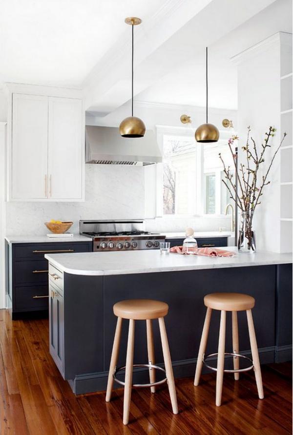 Xu hướng thiết kế hai tông màu cho căn bếp được triệu người ưa chuộng - Ảnh 8.
