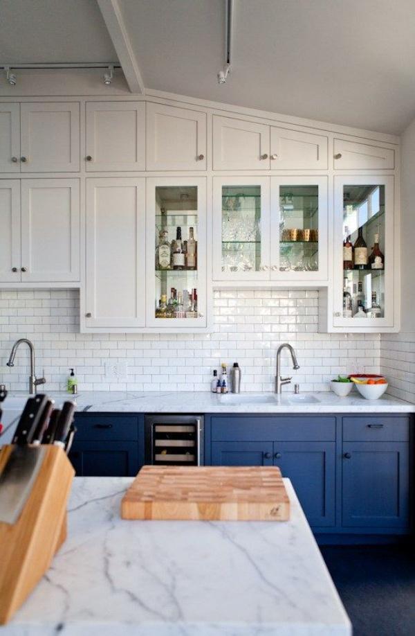 Xu hướng thiết kế hai tông màu cho căn bếp được triệu người ưa chuộng - Ảnh 11.