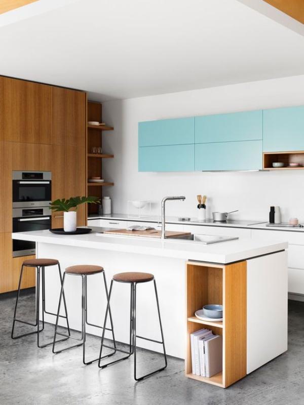 Xu hướng thiết kế hai tông màu cho căn bếp được triệu người ưa chuộng - Ảnh 15.