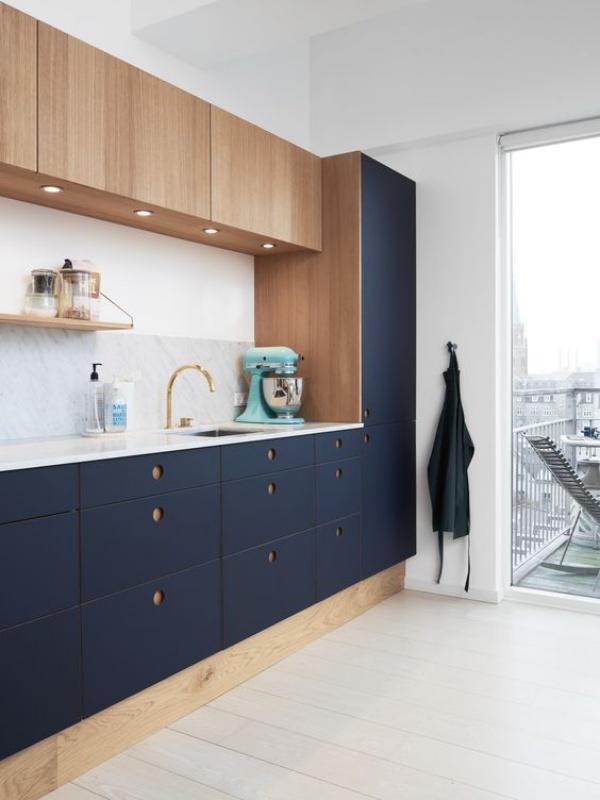 Xu hướng thiết kế hai tông màu cho căn bếp được triệu người ưa chuộng - Ảnh 20.