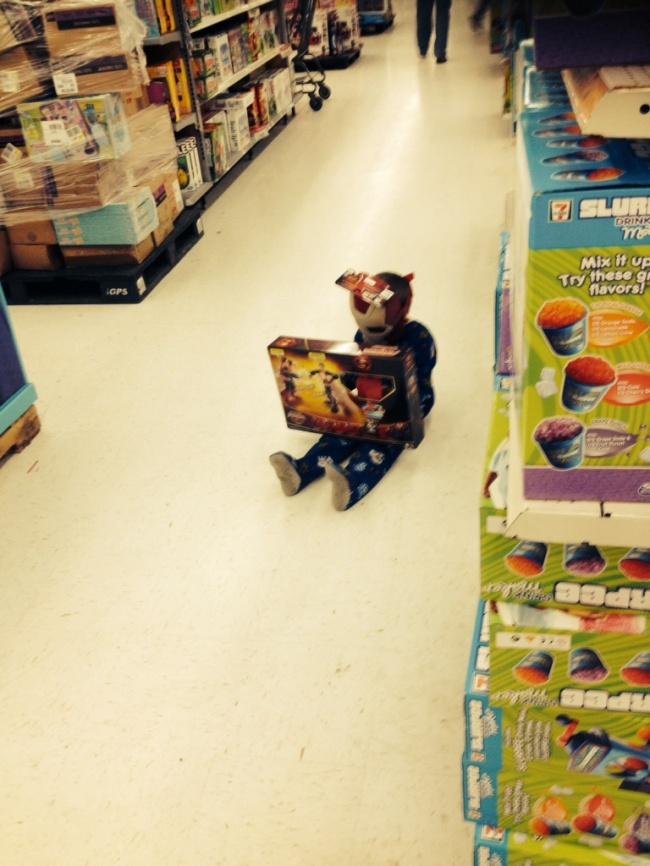 Chùm ảnh chứng minh: Đưa con đi siêu thị là công việc chỉ dành cho những cha mẹ… dũng cảm - Ảnh 11.