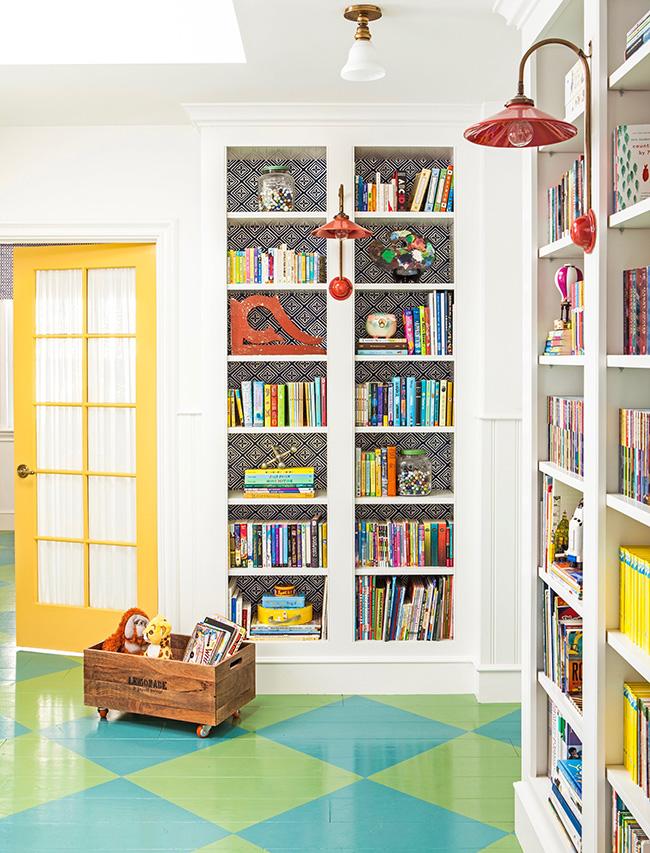 Ngôi nhà đầy màu sắc trang trí theo phong cách Bohemian độc đáo đầy tươi trẻ - Ảnh 10.