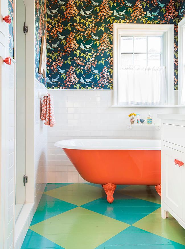 Ngôi nhà đầy màu sắc trang trí theo phong cách Bohemian độc đáo đầy tươi trẻ - Ảnh 11.