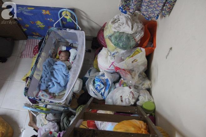 Bé gái 7 tuổi bị bố bỏ rơi, ở nhà trông em 2 tháng tuổi cho mẹ đi giúp việc: Mẹ bảo thứ hai sẽ cho con đi học - Ảnh 4.