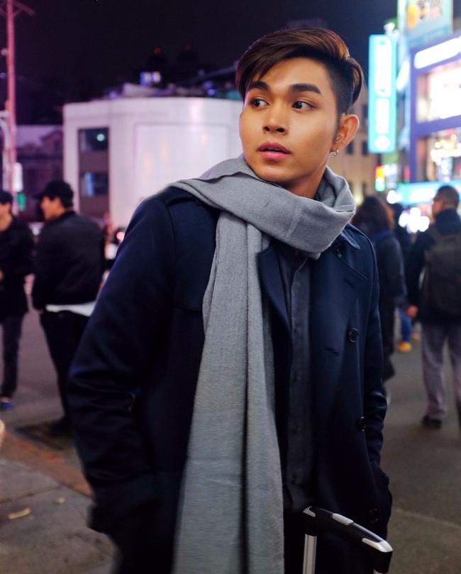 Trò cưng Ngô Thanh Vân kể chuyện tình yêu lãng mạn như phim Hàn - Ảnh 1.