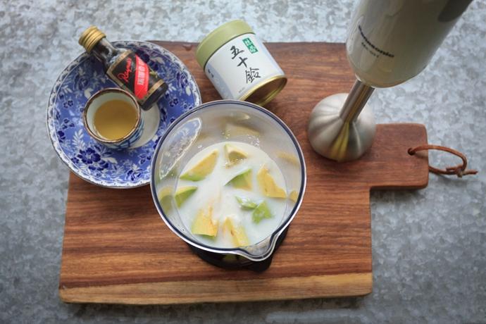 Cách làm kem trà xanh thơm ngon mát lạnh ngày Tết