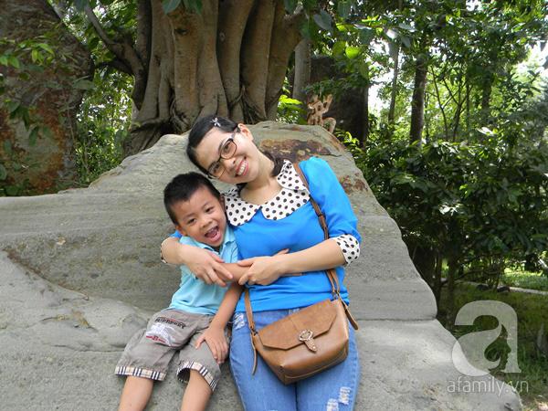 Tôi tin giữa mẹ và con luôn có mối giao cảm đặc biệt - Ảnh 3.
