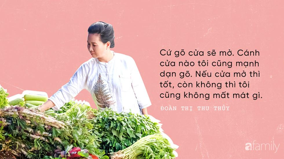 """Nghệ nhân ẩm thực Đoàn Thị Thu Thủy: """"Phải là đại gia của chính mình chứ đừng dựa dẫm vào đàn ông"""" - Ảnh 13."""
