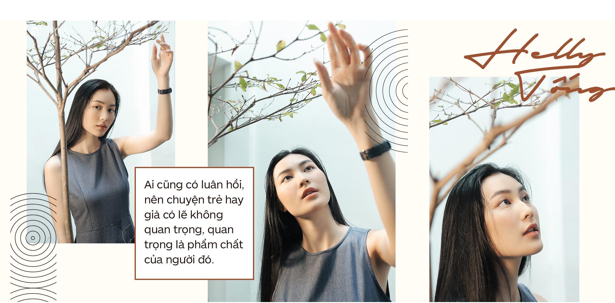 Helly Tống 22 tuổi: Từ hot girl thành giám đốc khởi nghiệp rồi trở về ăn chay trường, sống với cỏ cây và thiền định - Ảnh 8.