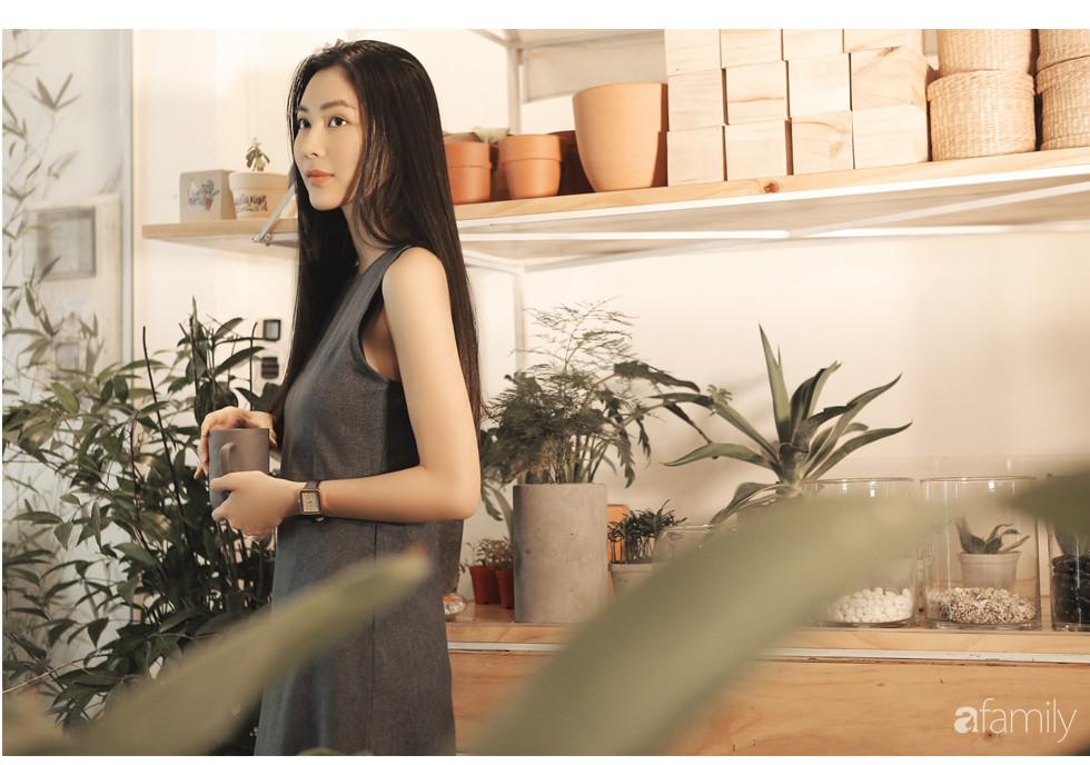 Helly Tống 22 tuổi: Từ hot girl thành giám đốc khởi nghiệp rồi trở về ăn chay trường, sống với cỏ cây và thiền định - Ảnh 9.
