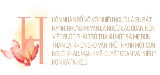Mi Vân - Cô gái năm ấy chúng ta cùng theo đuổi: Đáng lẽ phải yêu bằng lý trí, thì lại yêu bằng con tim - Ảnh 1.