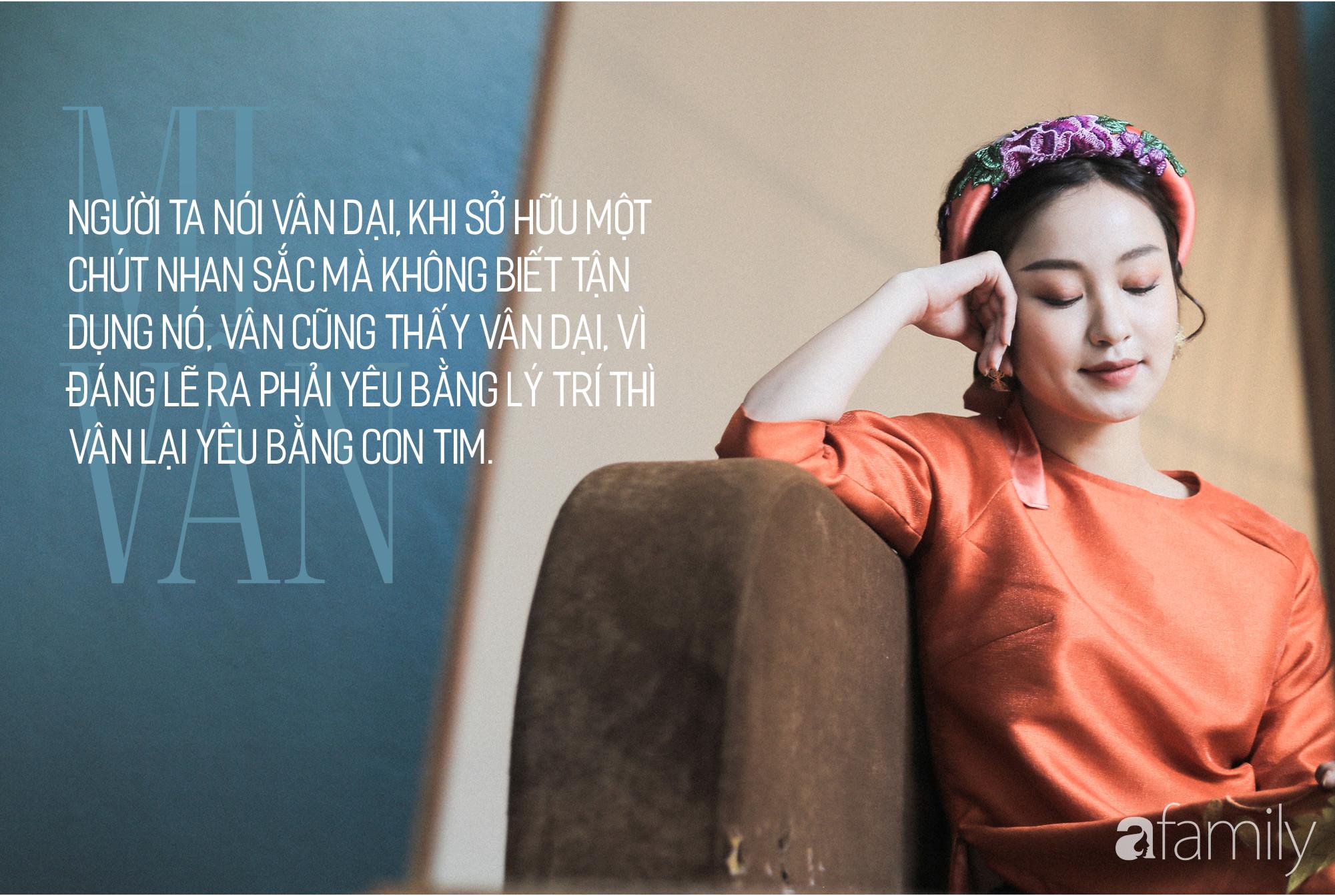 Mi Vân - Cô gái năm ấy chúng ta cùng theo đuổi: Đáng lẽ phải yêu bằng lý trí, thì lại yêu bằng con tim - Ảnh 5.