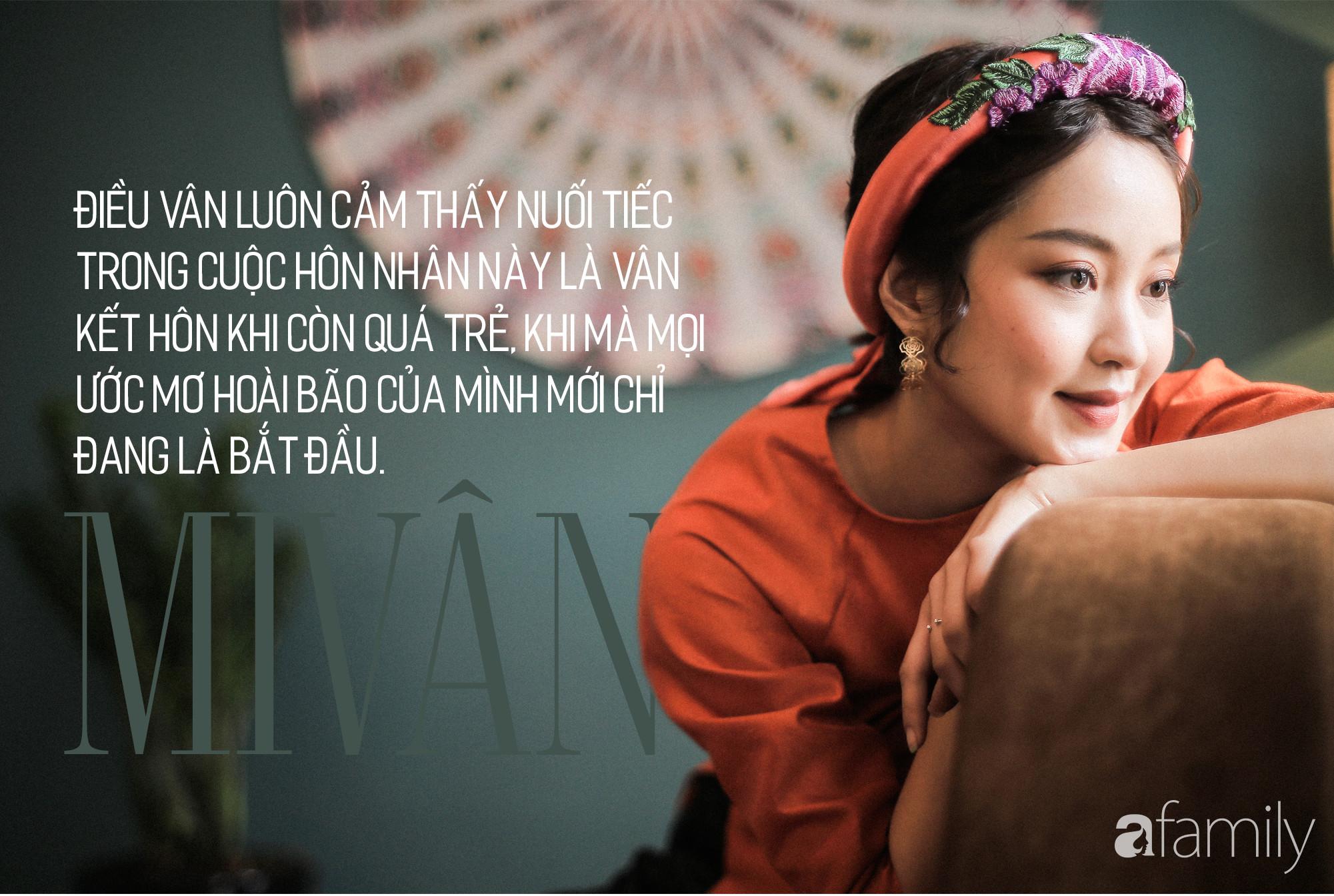 Mi Vân - Cô gái năm ấy chúng ta cùng theo đuổi: Đáng lẽ phải yêu bằng lý trí, thì lại yêu bằng con tim - Ảnh 10.