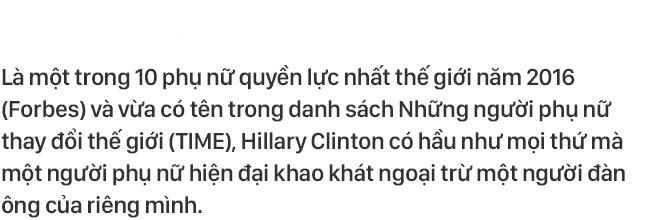Hillary Clinton: Tha thứ là một sự lựa chọn. Tôi không bao giờ nghi ngờ tình yêu mà Bill dành cho mình - Ảnh 1.