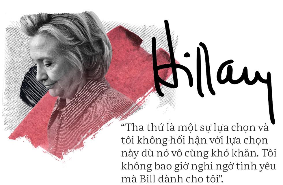 Hillary Clinton: Tha thứ là một sự lựa chọn. Tôi không bao giờ nghi ngờ tình yêu mà Bill dành cho mình - Ảnh 11.