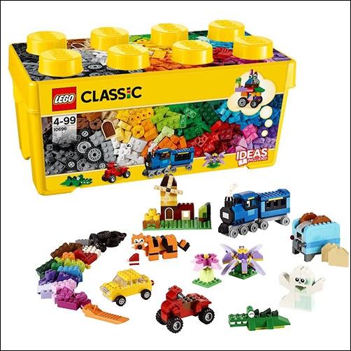 Khám phá bộ đồ chơi Lego classic từ bé 4 tuổi tới... cụ 99 tuổi đều thích - Ảnh 5.