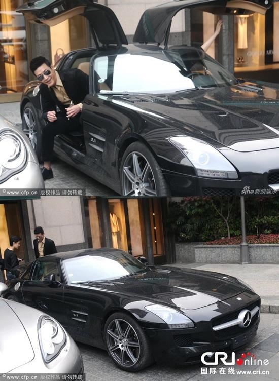 Lục Nghị mua siêu xe 13 tỷ để làm vui lòng bà xã - Ảnh 6.