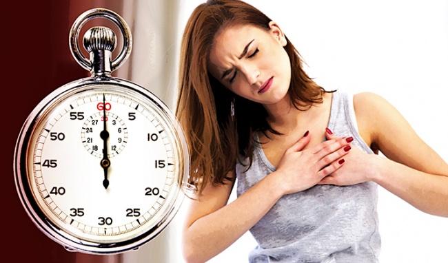 Những yếu tố làm tăng nguy cơ mắc bệnh tim mạch ở nữ giới - Ảnh 1.