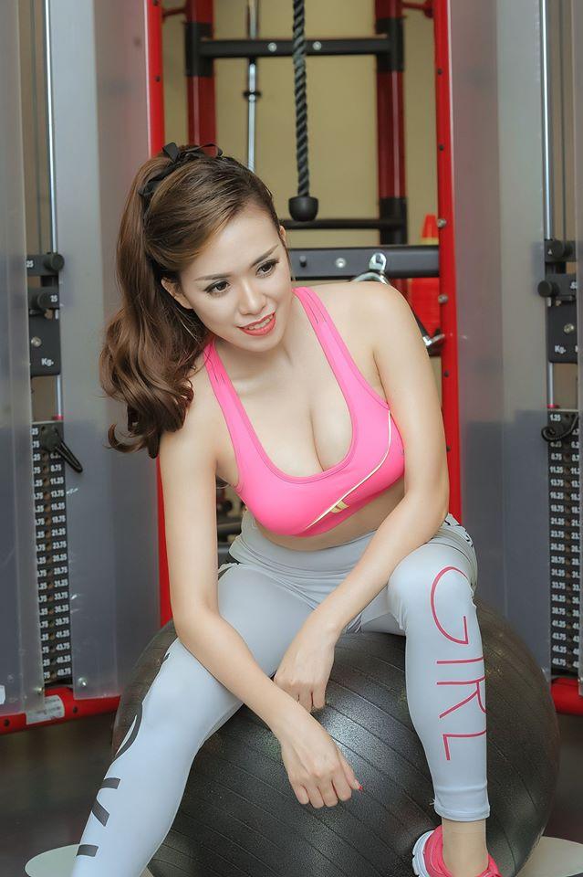 Quan niệm ăn uống và tập luyện giữ dáng của hot girl Mai Thỏ: Tăng cơ chứ không tăng mỡ - Ảnh 8.