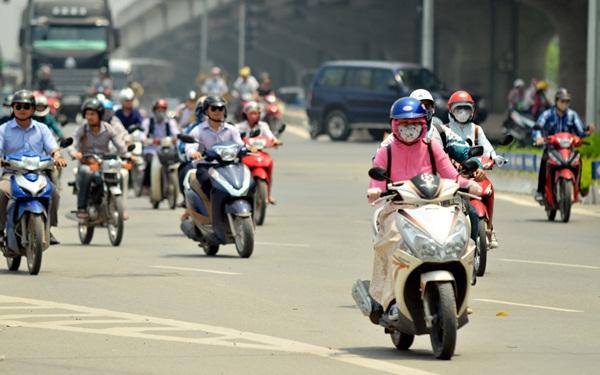 Ngày 6/6, Hà Nội sẽ có mưa giông, chấm dứt đợt nắng nóng kỷ lục - Ảnh 1.