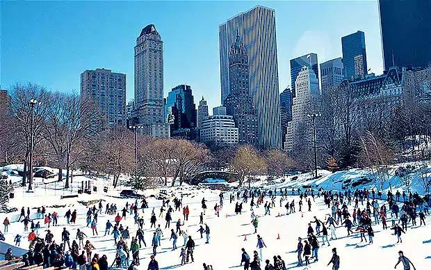Ngất ngây với những hình ảnh tuyết rơi đẹp lung linh trên khắp thế giới - Ảnh 15.