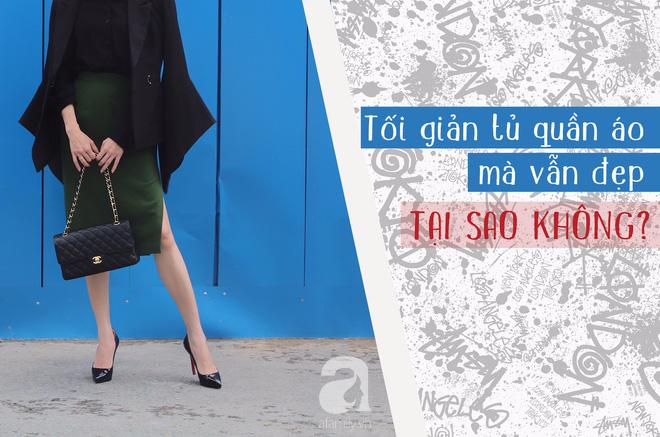 Mờ nhạt về phong cách ăn mặc: Chuyên gia tối giản mách nước tuyệt chiêu để nổi bật và sành điệu nhất hội chị em! - Ảnh 11.