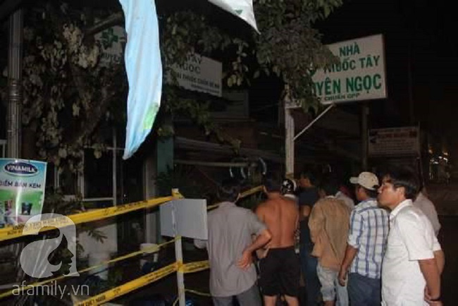 4 ngôi nhà ở Sài Gòn bị thiêu rụi trong đêm giao thừa Tết Dương lịch - Ảnh 4.