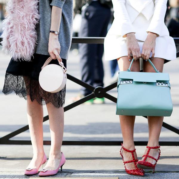 Giày cao gót và những quy tắc kết hợp màu sắc chuẩn chỉnh cùng trang phục - Ảnh 1.