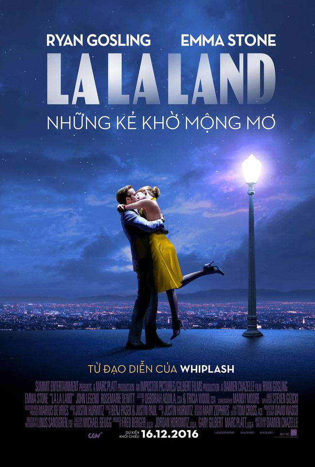 Không thể tin nổi: La La Land nhận 14 đề cử Oscar, lập lại kỷ lục của Titanic - Ảnh 1.